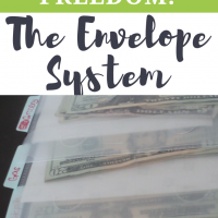 Our Financial Freedom: The Envelope System