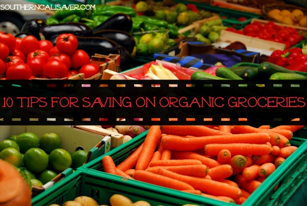 10 tips to save on groceries
