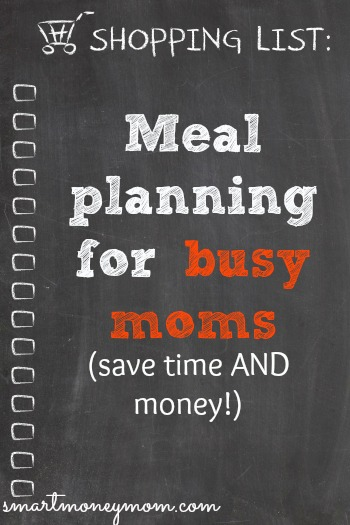 meal planning 1