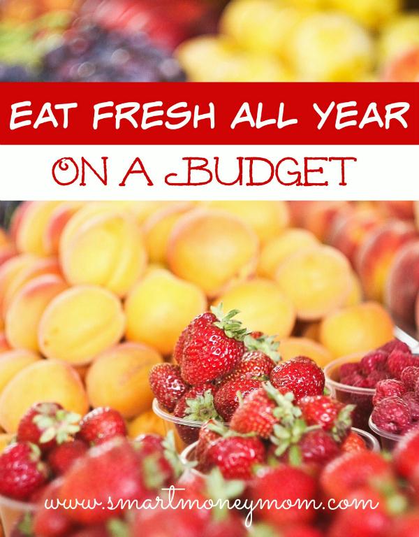 Eat Fresh on a Budget