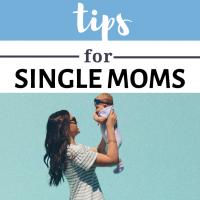 10 money tips for single moms