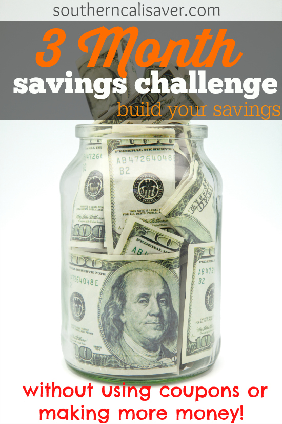 Savings Challenge Update #5: How we are adding $1200 to our fund + Savings Goal!