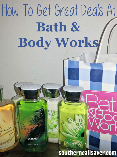 How to get the best deals at Bath & Body Works