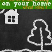 5 Ways to make money on your home {without selling it}