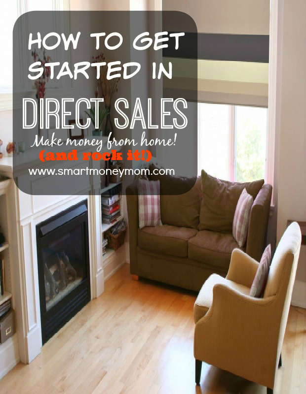 How to get started in direct sales