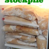 How to choose what to stockpile