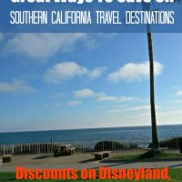 Great Ways to Save on Southern California Travel