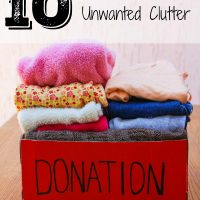 10 Places to Take Your Unwanted Clutter