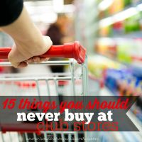 15 things you should never buy at a club store
