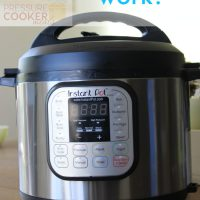 Curious about how this thing can cook your food FASTER? (did I mention that I LOVE mine?)