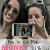 Did you know that you can make money selling your smartphone photos?