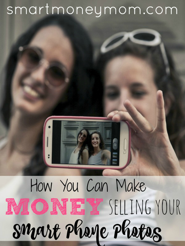 Make Money Selling your smartphone photos
