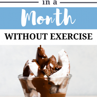 How to Lose 20 lbs In a Month Without Exercise