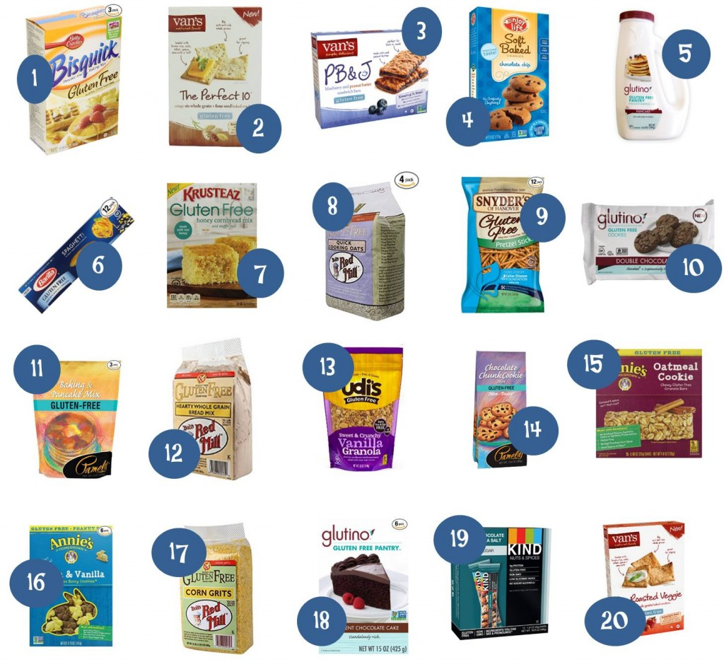 My Favorite Bulk Gluten Free Foods on Amazon - Smart Money Mom