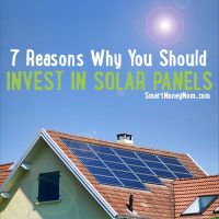 7 Reasons Why You Should Invest In Solar Panels