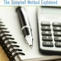 Paying off Debt – The Snowball Method Explained