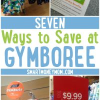 Seven Ways to Save at Gymboree