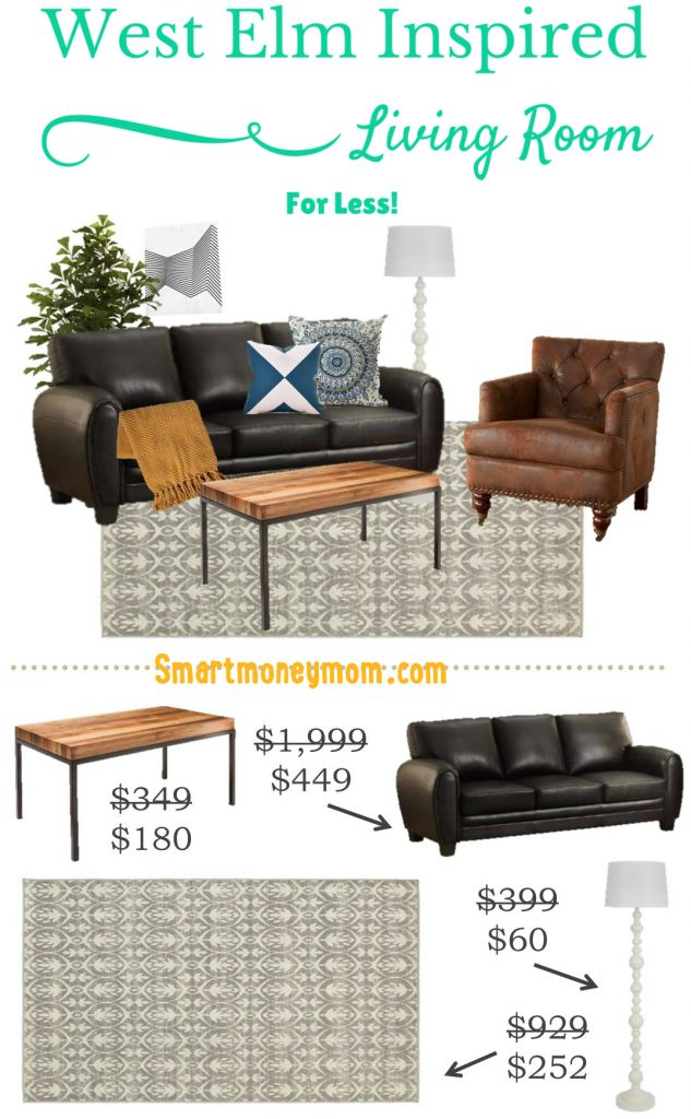 West Elm Room for Less