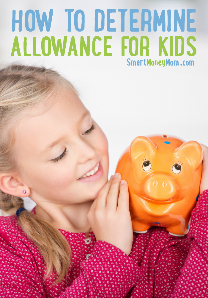 How to Determine Allowance for Kids