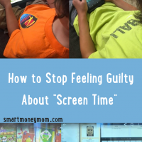 "How to Stop Feeling Guilty About ""Screen Time"""