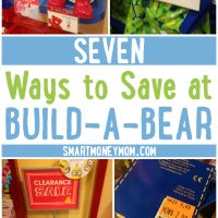 7 Ways to Save Money At Build a Bear
