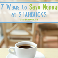 7 Ways To Save Money at Starbucks
