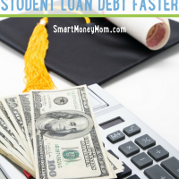 7 Tips for Paying off Student Loan Debt Faster