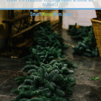 How to Handle Christmas on a Budget (plus a look into my budget!)