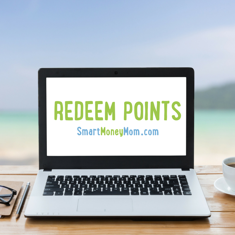Redeem Points for Travel - Free Vacation Perks