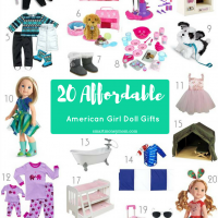 20 Affordable American Girl Doll Gifts