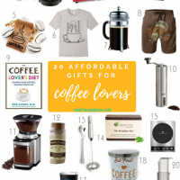 20 Affordable Gifts for Coffee Lovers