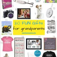 20 Fun Gifts For Grandparents