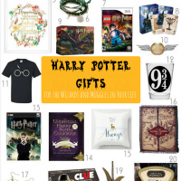 Harry Potter gifts for the Wizards and Muggles in Your Life