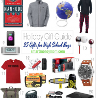 20 Gift Ideas for Hard to Shop For High School Boys